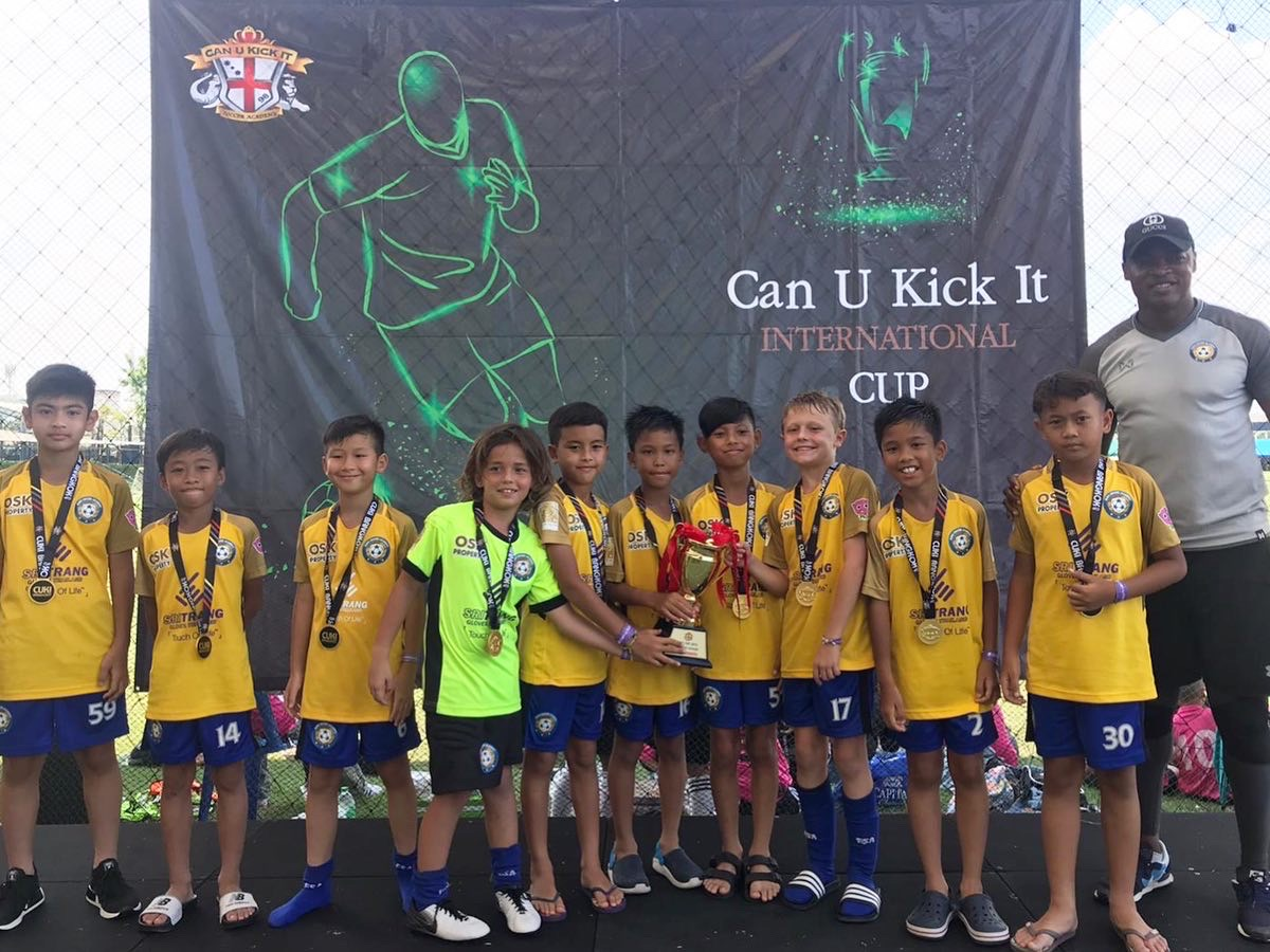9 Best Football Academy In Singapore