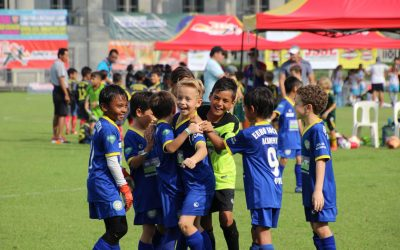 What does it take to succeed in a soccer academy?