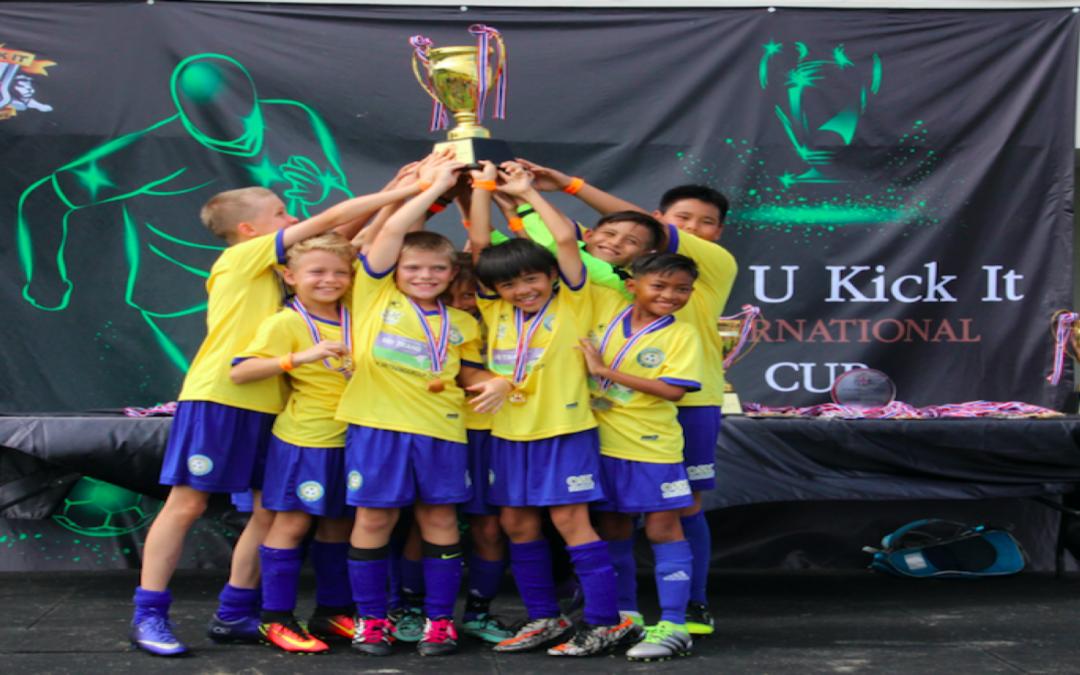 BOYS 11 TEAM IN GOTHIA CUP 2018
