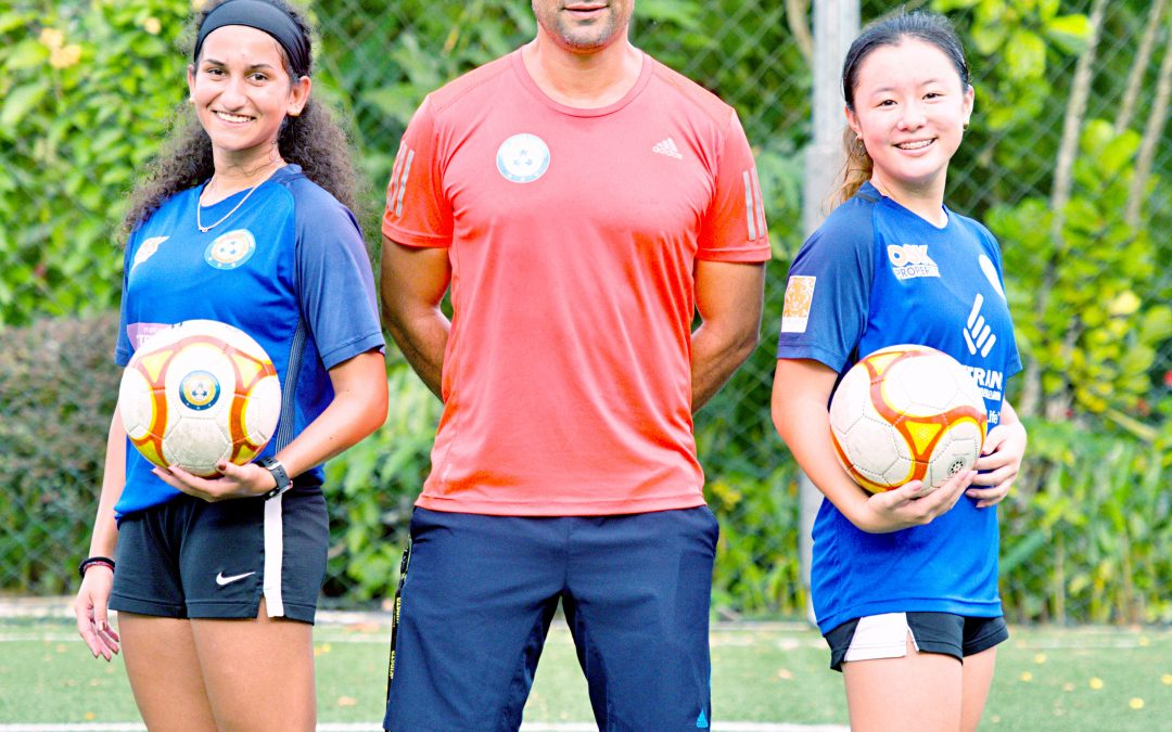 Do Girls Benefit from Playing Soccer with Boys?